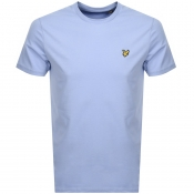 Product Image for Lyle And Scott Crew Neck T Shirt Blue