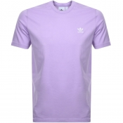 Product Image for adidas Originals Essential T Shirt Lilac