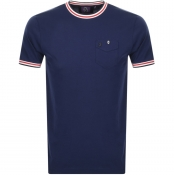 Product Image for Luke 1977 Bucket Striped T Shirt Navy