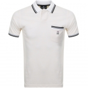 Psycho Bunny Thornton Polo T Shirt White