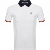 Product Image for Psycho Bunny Derwent Polo T Shirt White
