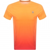 Psycho Bunny Wydall T Shirt Orange