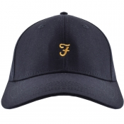 Product Image for Farah Vintage Regalia Baseball Cap Navy