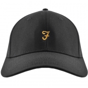 Product Image for Farah Vintage Regalia Baseball Cap Black
