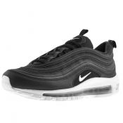 Product Image for Nike Air Max 97 Trainers Black