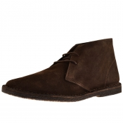 Product Image for Pretty Green Desert Boots Brown