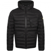 Product Image for Barbour International Quilted Ouston Jacket Black