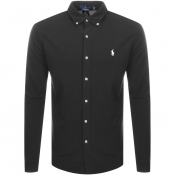 Product Image for Ralph Lauren Featherweight Mesh Shirt Black