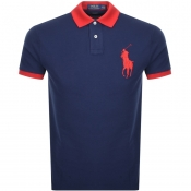 Product Image for Ralph Lauren Logo PoloT Shirt Navy
