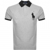 Product Image for Ralph Lauren Logo PoloT Shirt Grey
