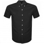 Ralph Lauren Short Sleeved Slim Fit Shirt Black