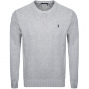 Ralph Lauren Knit Jumper Grey