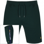 Ralph Lauren Interlock Tape Shorts Green