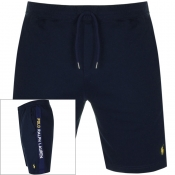 Ralph Lauren Interlock Tape Shorts Navy