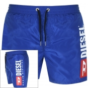 Diesel Wave Swim Shorts Blue