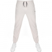BOSS HUGO BOSS Jogging Bottoms Beige Marl