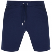 Luke 1977 Brigade Striped Shorts Navy