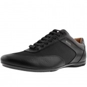 Product Image for BOSS HUGO BOSS HB Racing Trainers Black