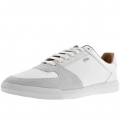 BOSS HUGO BOSS Cosmo Trainers White