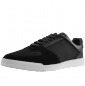 BOSS HUGO BOSS Cosmo Trainers Black
