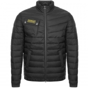 Product Image for Barbour International Chain Quilted Jacket Black