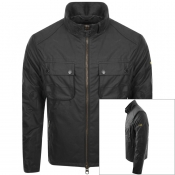 Product Image for Barbour International Byward Wax Jacket Grey