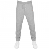 Product Image for Tommy Jeans Classic Logo Jogging Bottoms Grey
