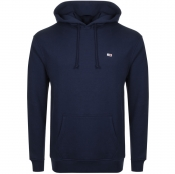 Tommy Jeans Logo Hoodie Navy