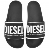Product Image for Diesel Valla Flip Flops Black