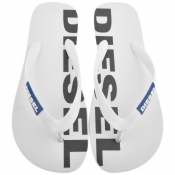 Product Image for Diesel Briian Flip Flops White