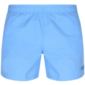 BOSS HUGO BOSS Perch Swim Shorts Blue