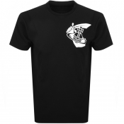 Product Image for Vivienne Westwood Boxy Orb Logo T Shirt Black