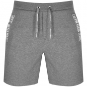Calvin Klein Jeans Institutional Logo Shorts Grey