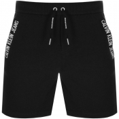 Calvin Klein Jeans Institutional Logo Shorts Black