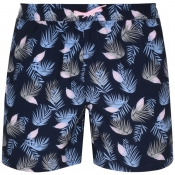 Product Image for Les Deux Polynesia Swim Shorts Navy