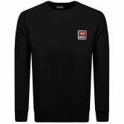 Product Image for Diesel Gir Division Sweatshirt Black