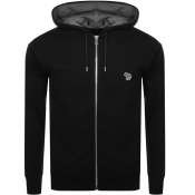 Product Image for PS By Paul Smith Regular Full Zip Hoodie Black