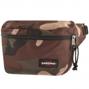 Eastpak Springer Bane Waist Bag Camo Brown