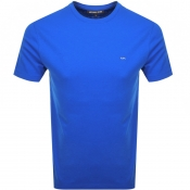 Product Image for Michael Kors Sleek T Shirt Blue
