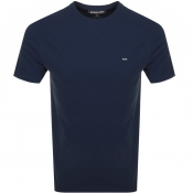 Product Image for Michael Kors Sleek T Shirt Navy