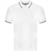 Product Image for Michael Kors Greenwich Polo T Shirt White