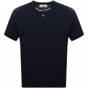 Product Image for Vivienne Westwood Endangered Species T Shirt Navy