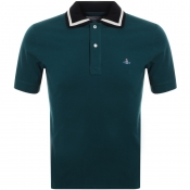 Product Image for Vivienne Westwood Polo T Shirt Green