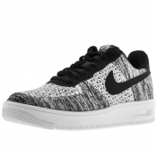 Product Image for Nike Air Force 1 Flyknit 2.0 Trainers Black