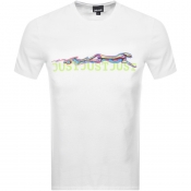 Product Image for Just Cavalli Logo T Shirt White