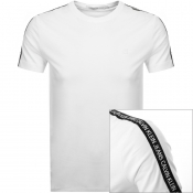 Product Image for Calvin Klein Jeans Logo T Shirt White