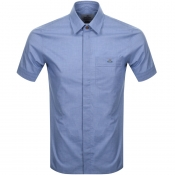 Product Image for Vivienne Westwood Short Sleeve Classic Shirt Navy