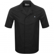 Product Image for Vivienne Westwood Poplin Short Sleeve Shirt Black