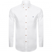 Product Image for Vivienne Westwood Prince Harry Classic Shirt White