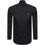 Product Image for Vivienne Westwood Prince Harry Classic Shirt Black